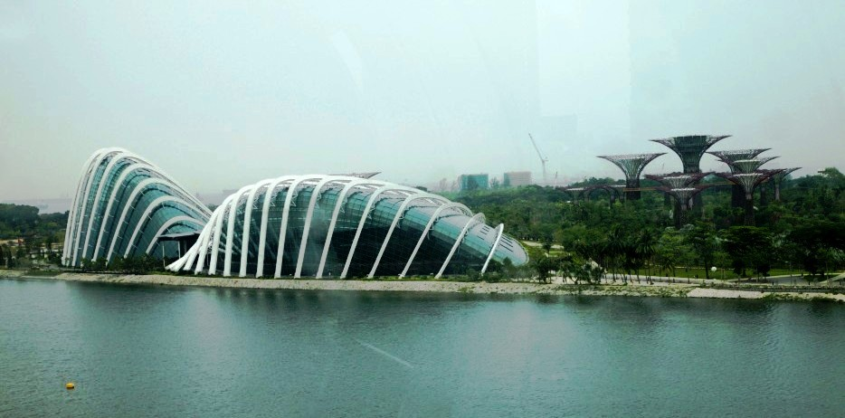 Singapur_Cloud_Forest_und_Flower_Dome