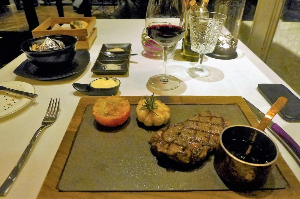 The Babette`s Steakhouse The Muse Bangkok