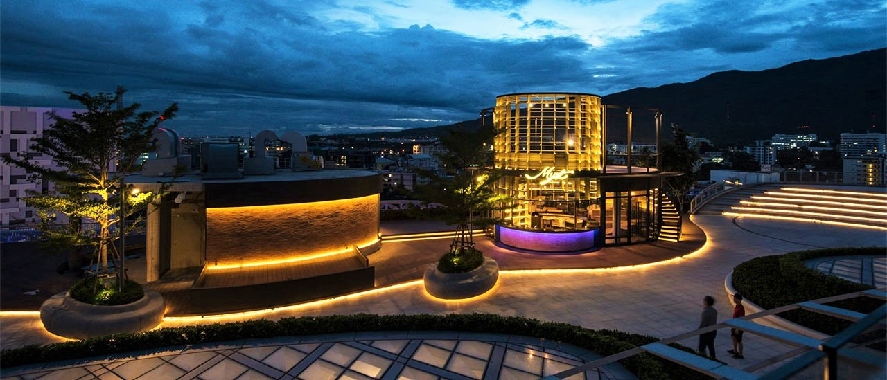 Top 5 Rooftop Bars In Chiang Mai