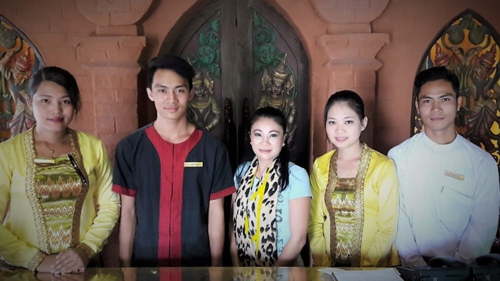 Hotel Bagan King Mandalay