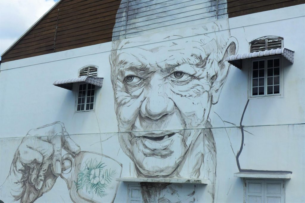 Ernest Zacharevic Ipoh