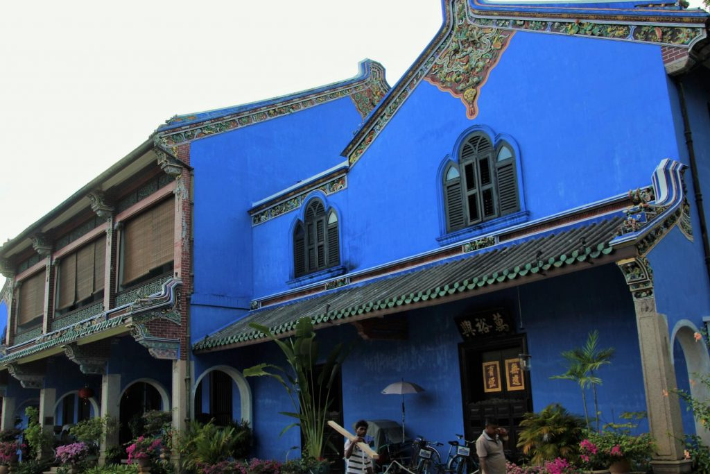 Hotel Blue Mansion Penang Malaysia Faszination Fernost