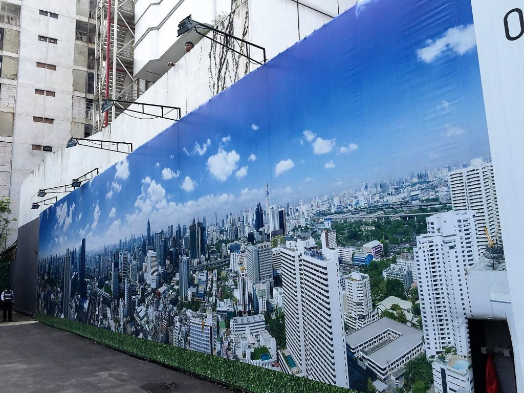 Bangkok on the rise