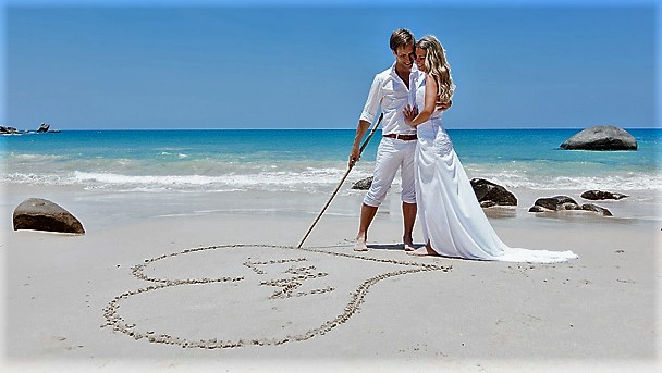 Beach Dream Wedding Thailand