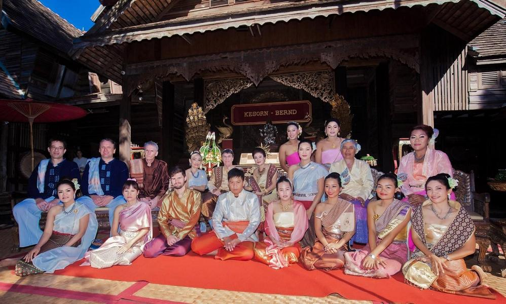 Lanna Wedding Thailand