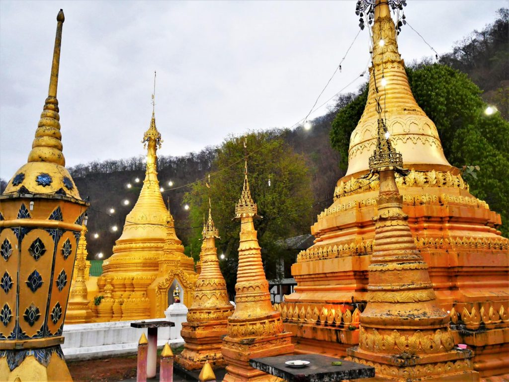Temple Mae Hong Son