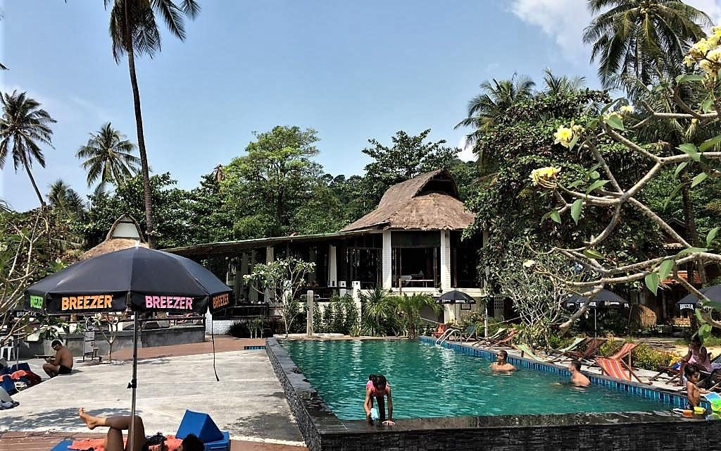Hotel-Tipp Koh Chang: Nature Rocks