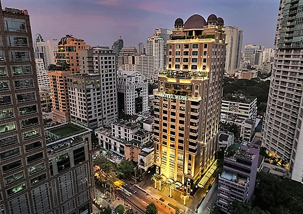 One night in Bangkok: 10 Hoteltipps