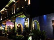 Hotel-Hit Penang: The Blue Mansion