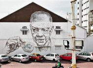 Asien Open Air: Street Art in Ipoh