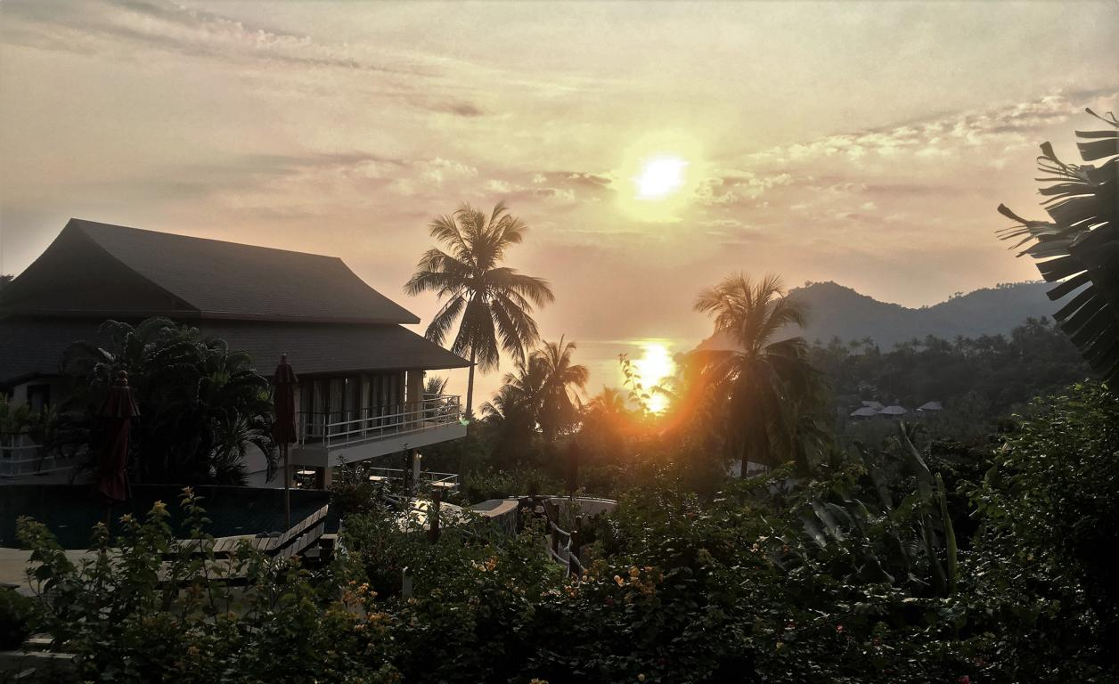 Sunrise on Koh Phangan