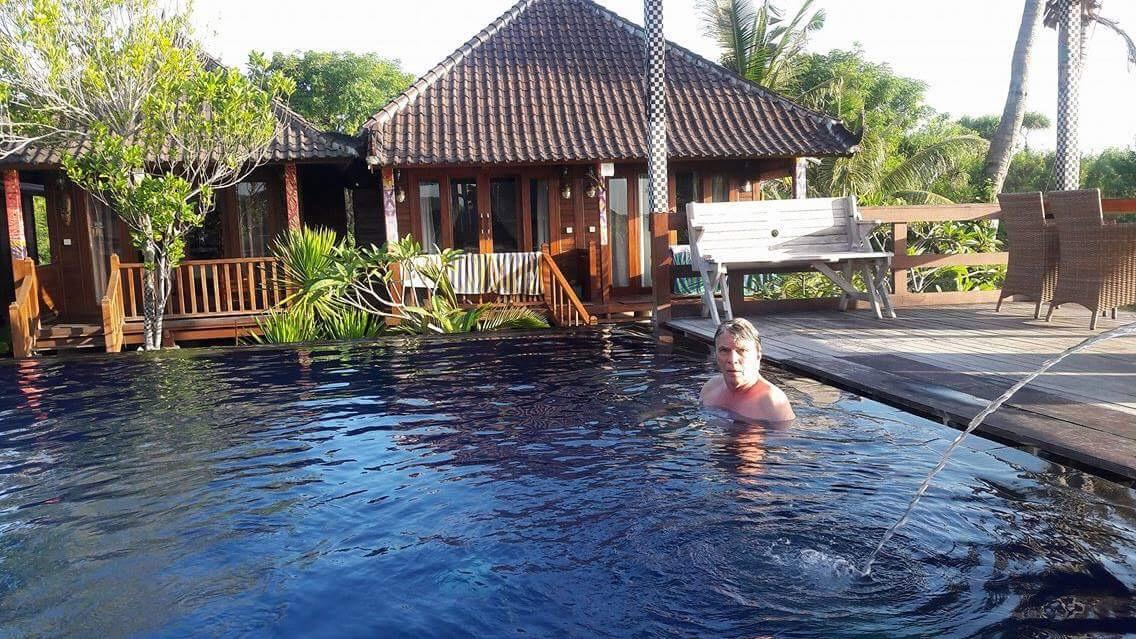 Hotel Bali/Cenigan: Ocean Sunset Villas