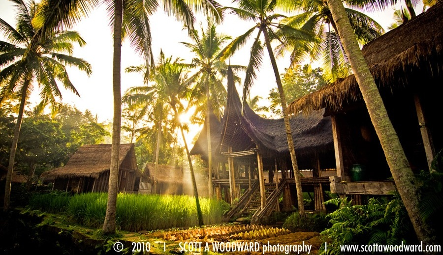 Bali Honeymoon (4): Bambu Indah – Bambus ist Luxus