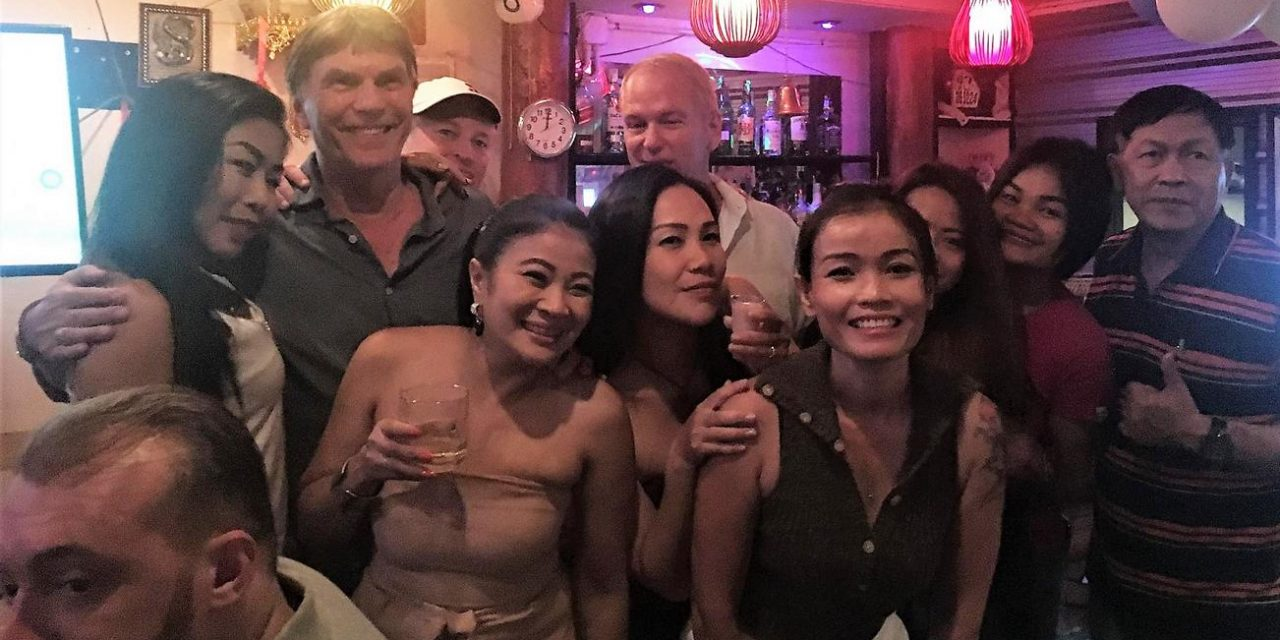 Let`s have a party: Die Woche in Chiang Mai