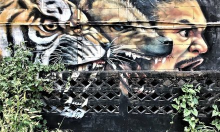 Asien Open Air: Street Art in Chiang Mai
