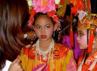 Chinese New Year – Rot und Gold in Chiang Mai