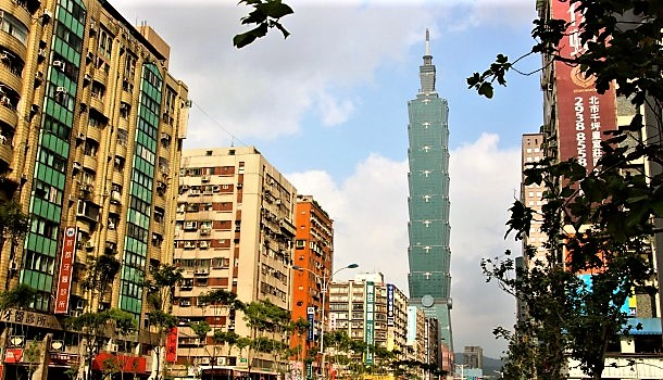 Taipei (Photo B. Linnhoff/Faszination Fernost)