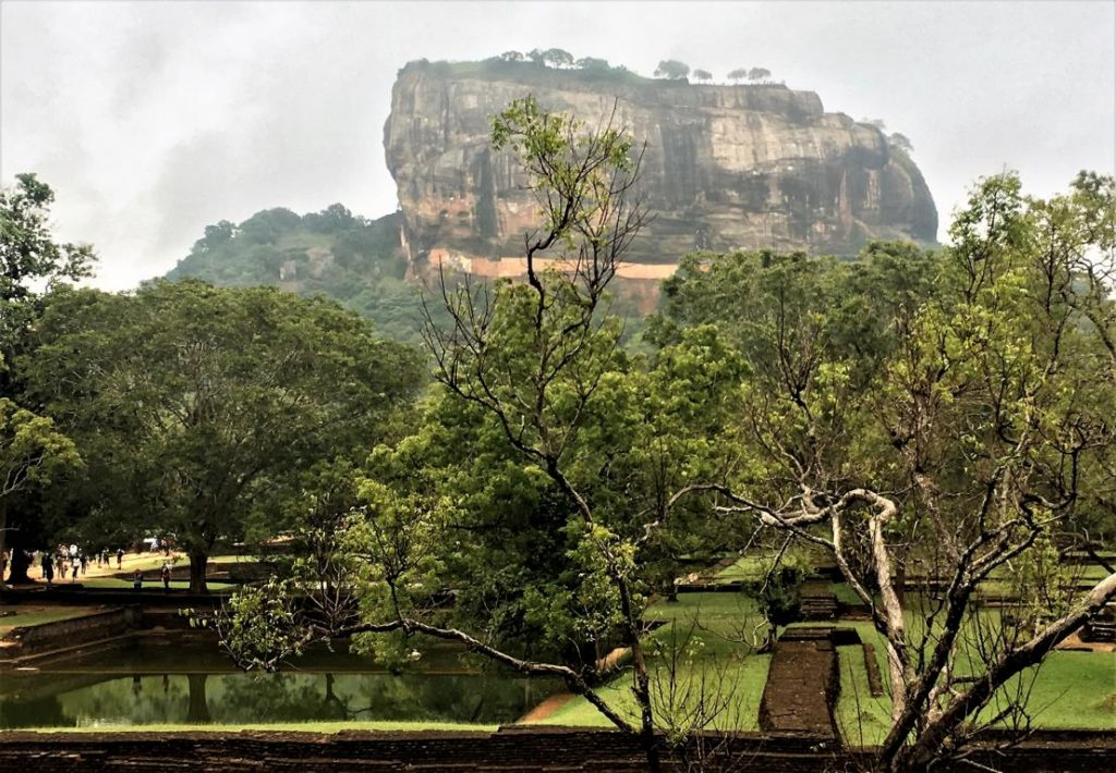 Sigiriya, World Heritage Site, Sri Lanka (Photo: B. Linnhoff/Faszination Fernost)