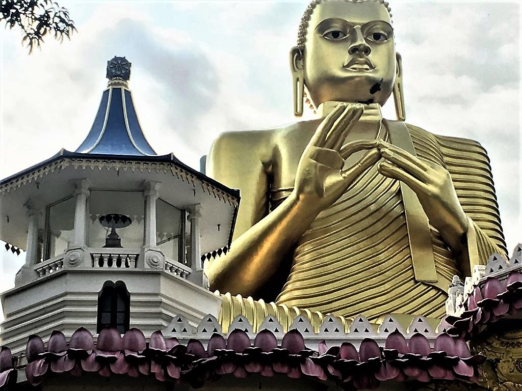 Golden Temple, Dambulla (Photo B. Linnhoff/Faszination Fernost)