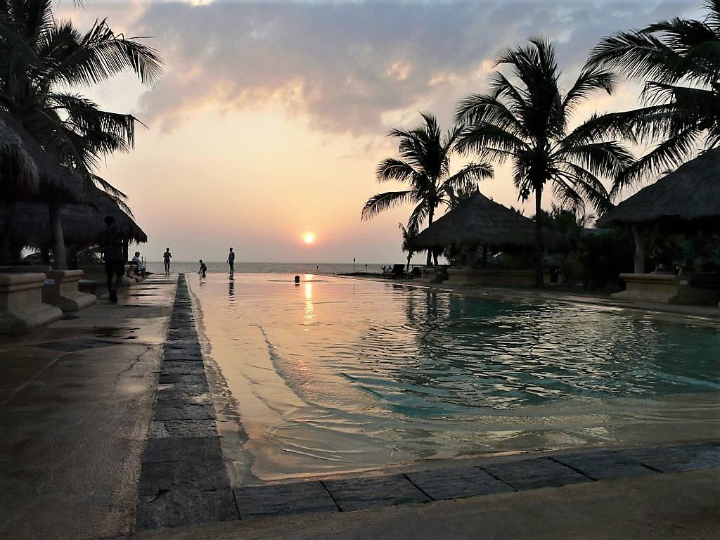 Bar Reef Resort (Photo Claude Hambeck)