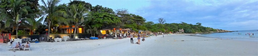 The beach of Koh Samet (Photo Faszination Fernost)