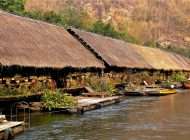 Tipp für Kanchanaburi: River Kwai Jungle Rafts